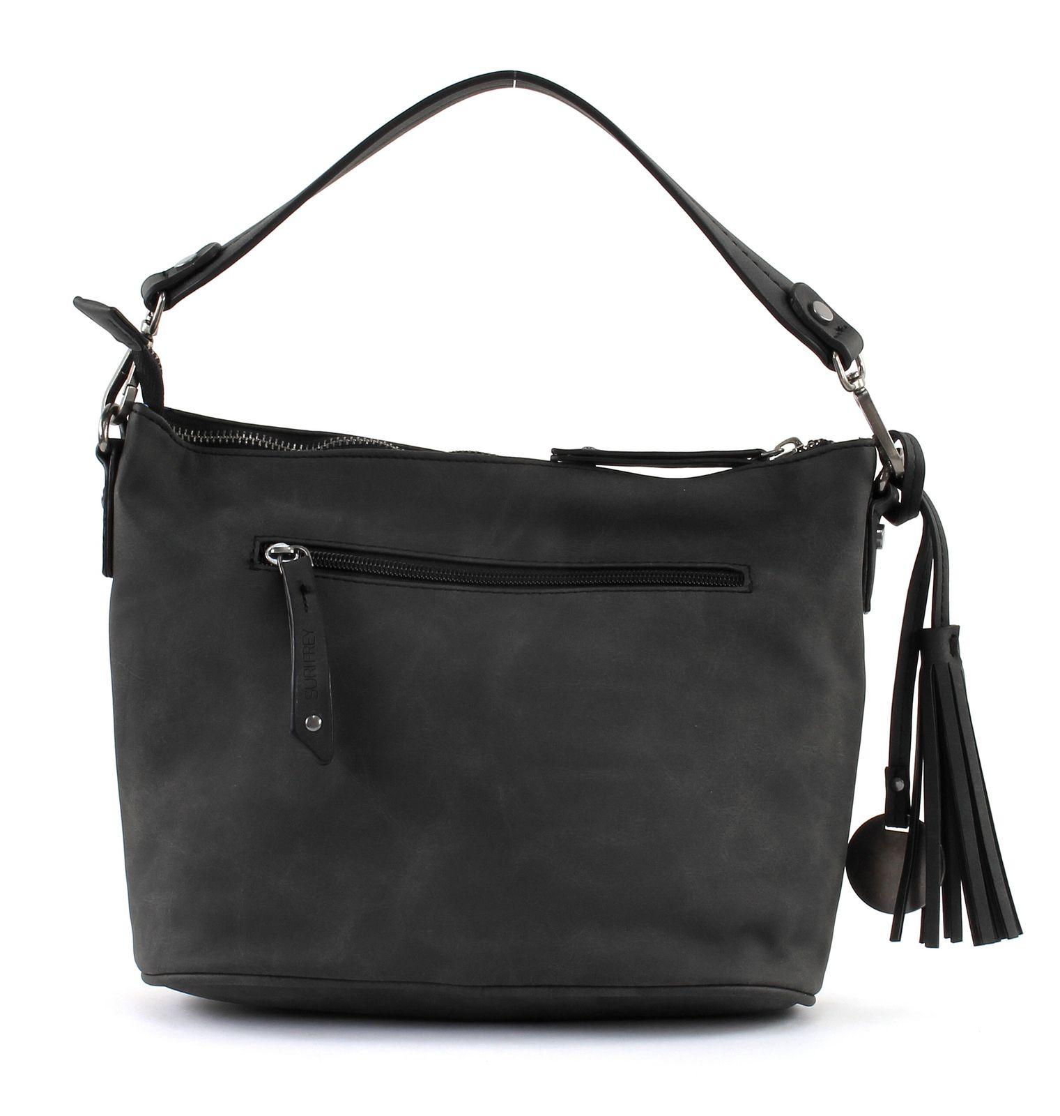 Mary Handbag Black Suri Frey B9VNTPLmG