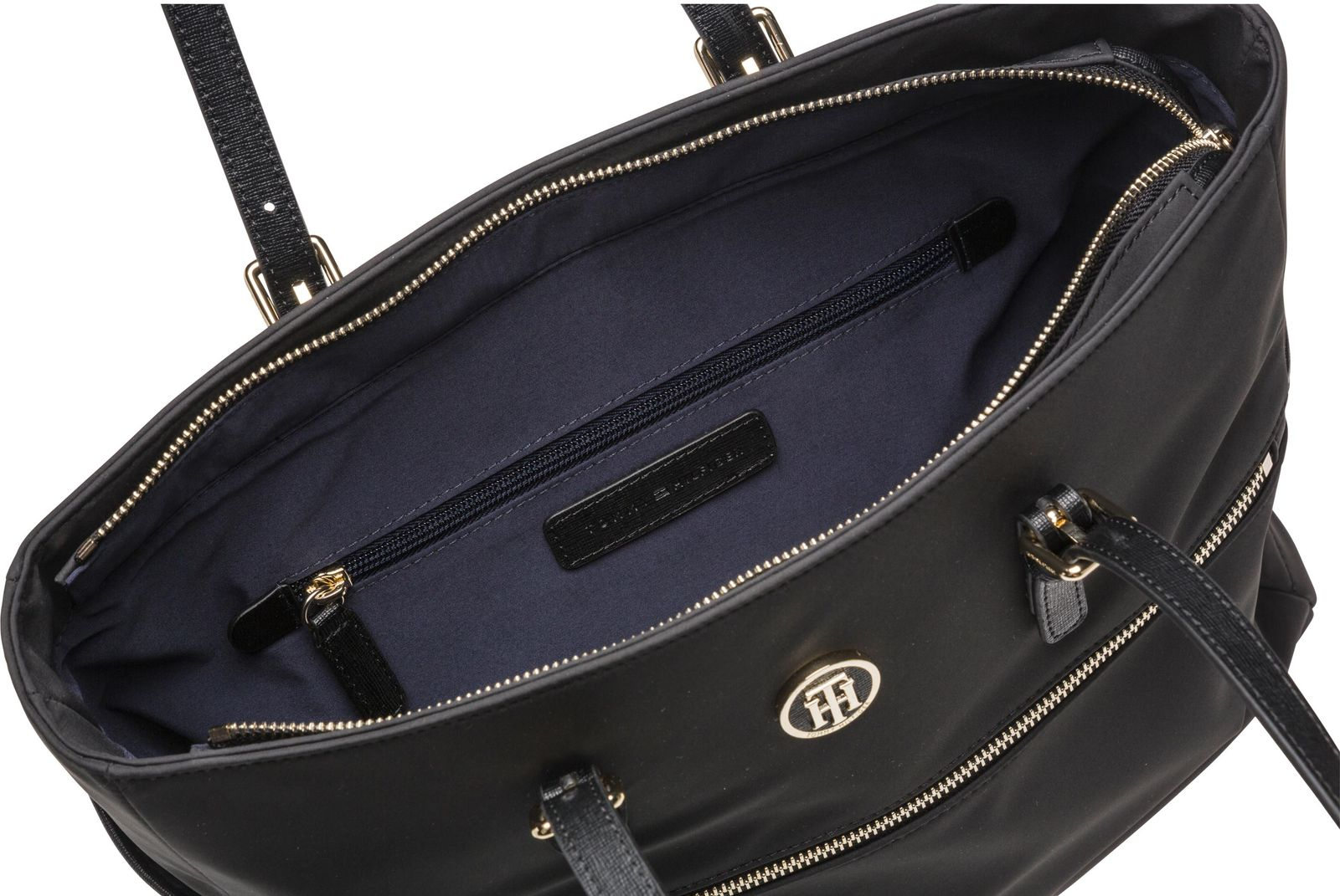 71bc6f7b3d8 TOMMY HILFIGER Chic Nylon Tote Black · More of TOMMY HILFIGER Questions  about the item? Seen this item for a more favorable price?