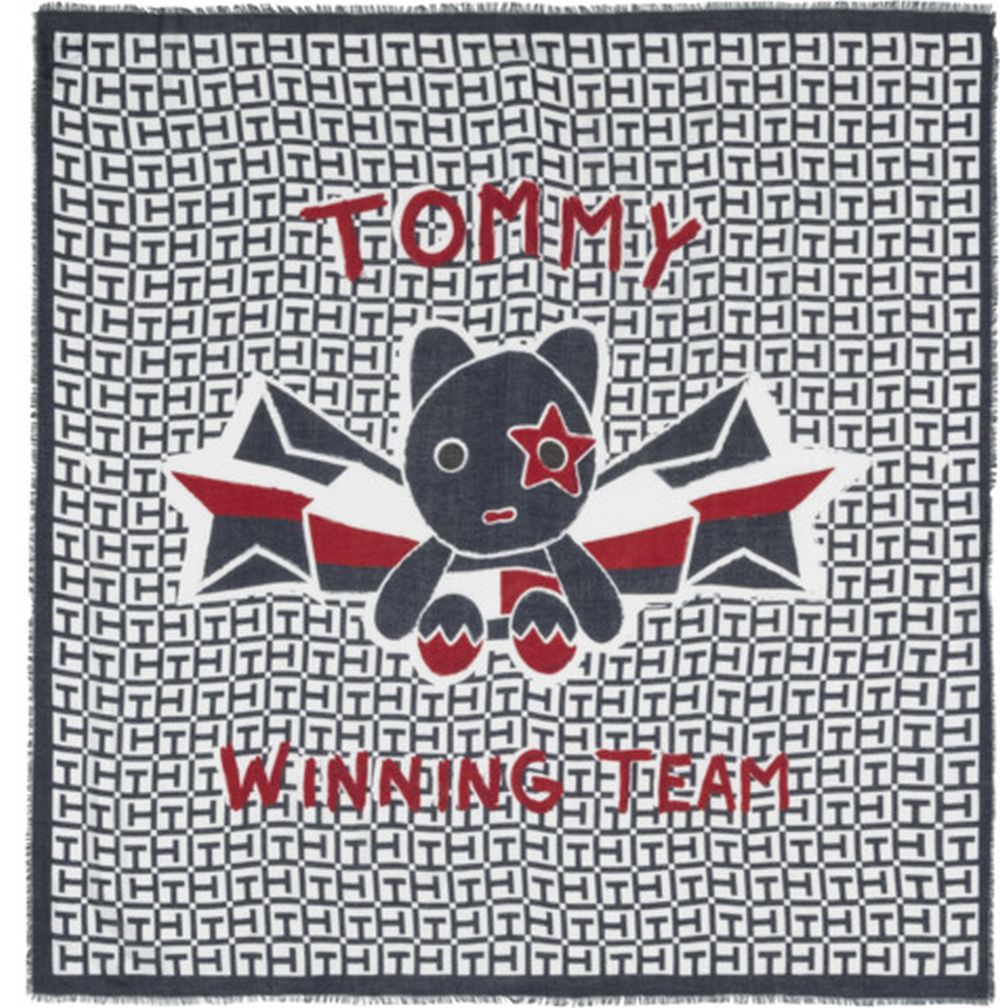 TOMMY HILFIGER Mascot Race Square Corporate 73e7c5d6860