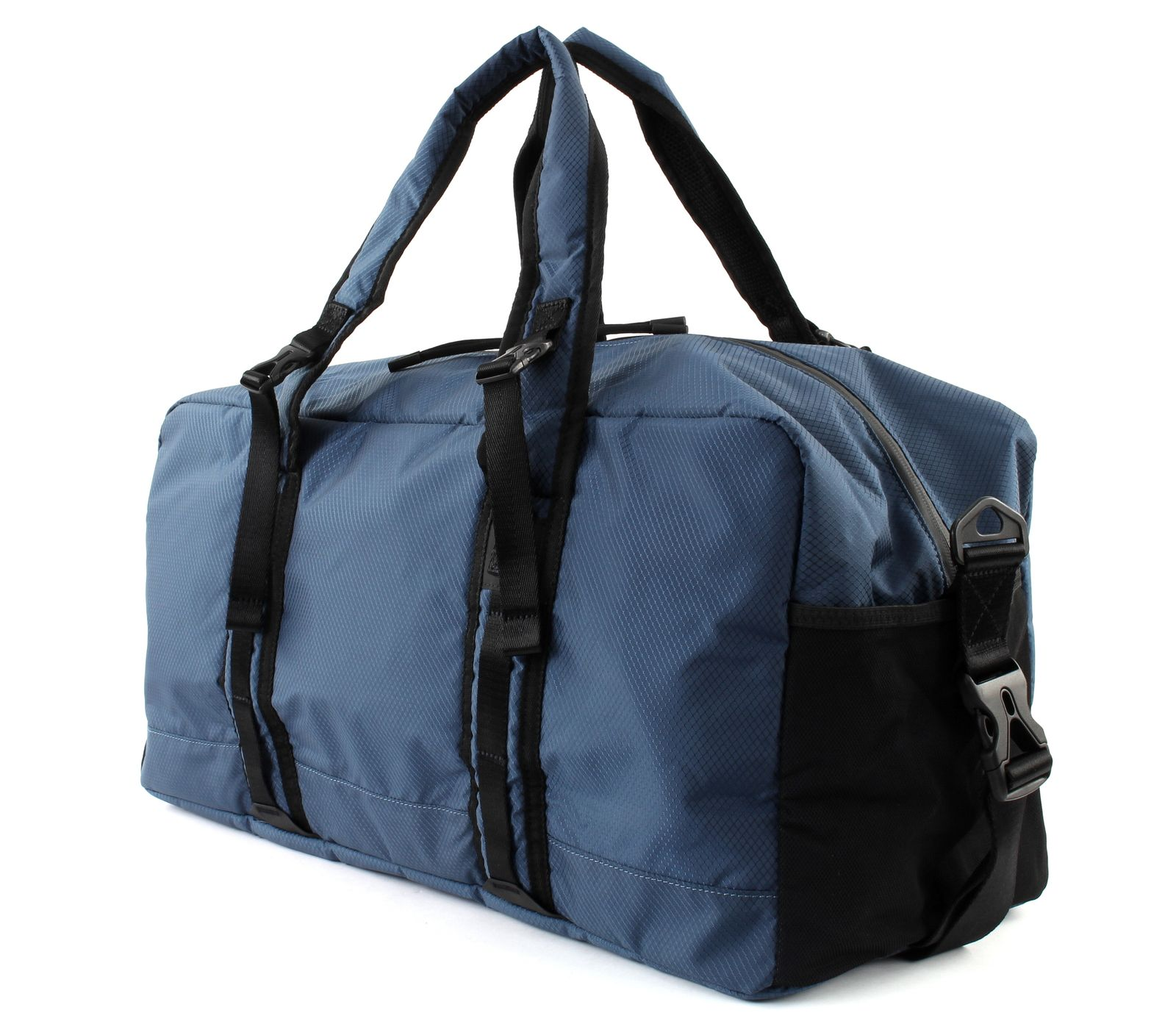 d606323f30a8c LACOSTE Match Point Gym Bag Majolica Blue Black