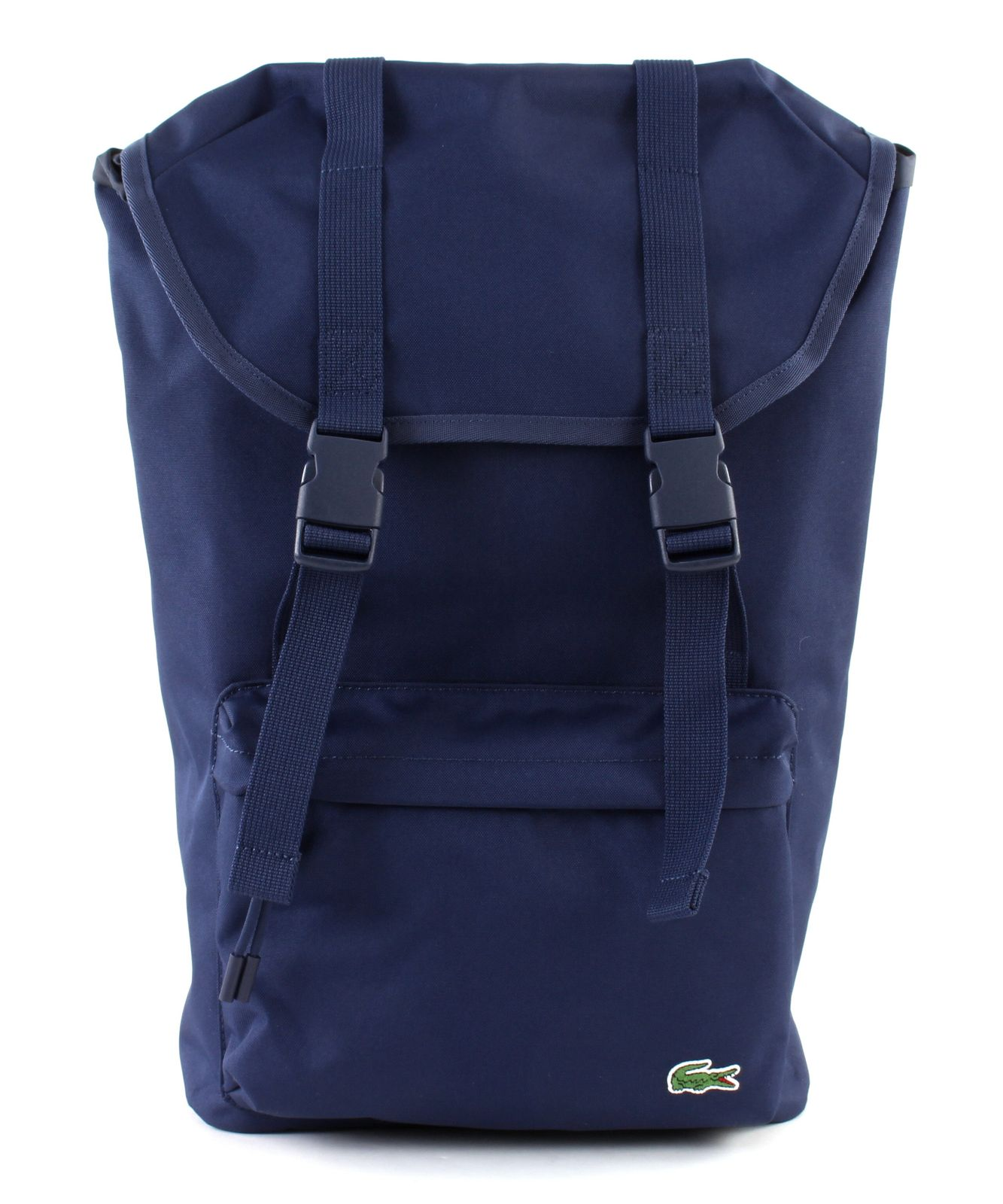 7954c65f4f8e LACOSTE Backpack Neocroc Peacoat