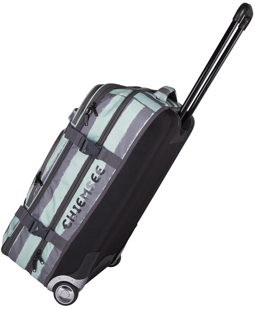 900c3811f6af3 CHIEMSEE Premium Travelbag Trolley Koffer Reisetasche Tasche Ocean ...