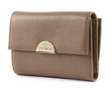 COCCINELLE Half Flap Wallet Taupe buy online at modeherz