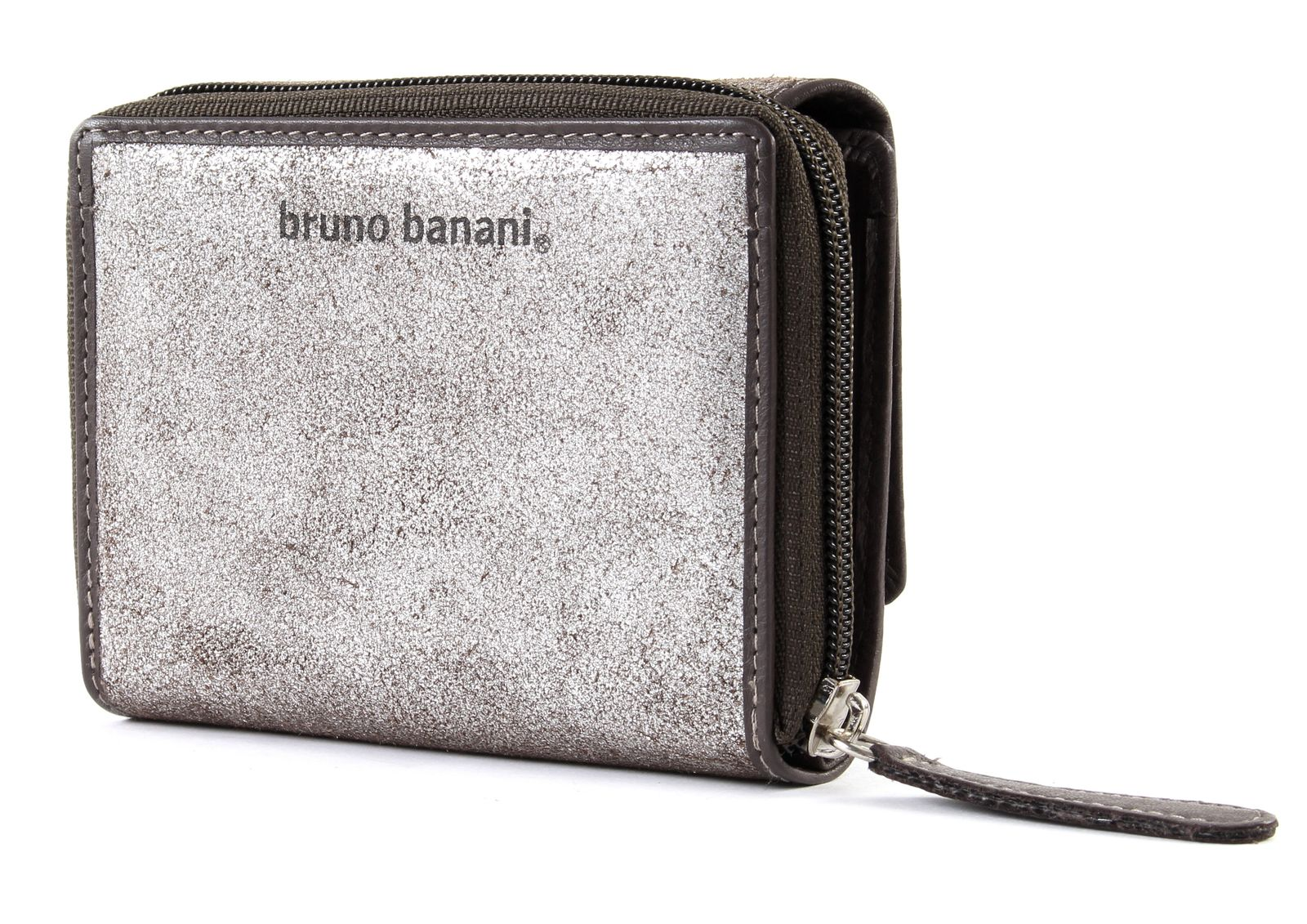separation shoes 0a94a 481a3 bruno banani Glamour Wallet Taupe Metallic