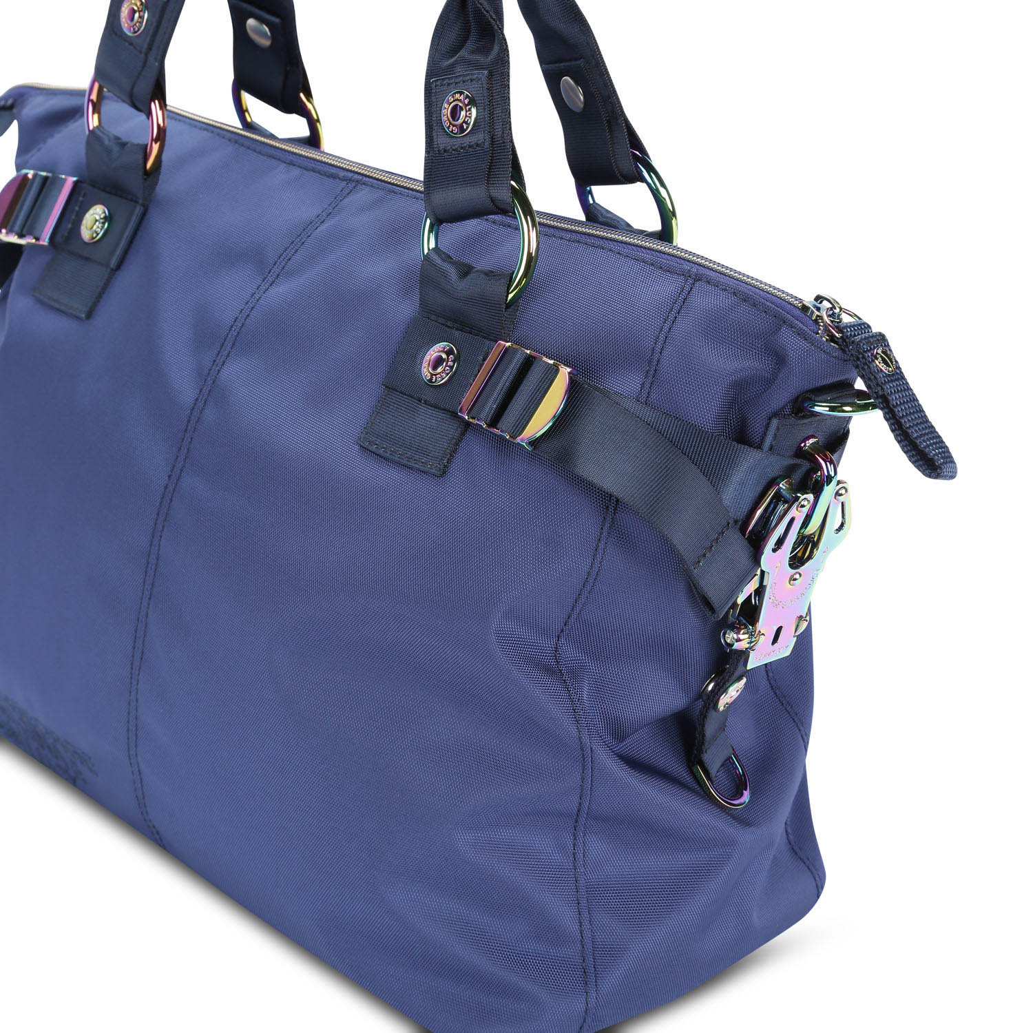 George Gina & Lucy Nylon All In Navy Rainbow