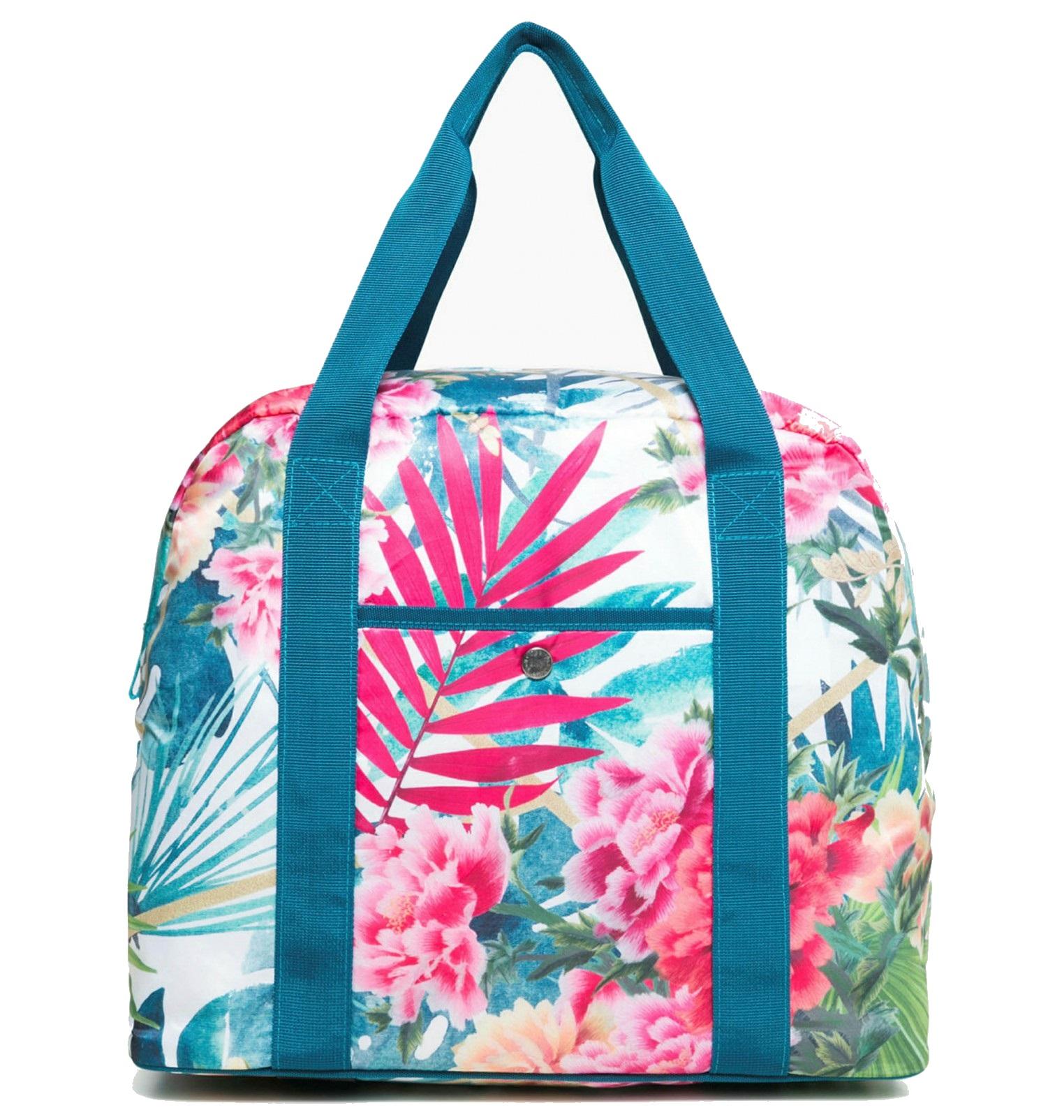Details zu Desigual Oriental Shoulder Bag Sporttasche Schultertasche Tasche Blanco Weiß