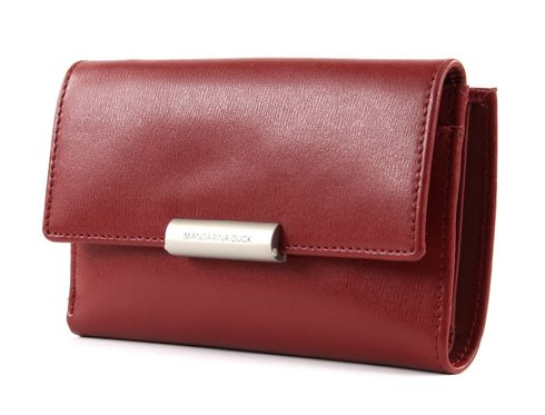 MANDARINA DUCK Hera 3.0 Wallet with Flap M Red Rot