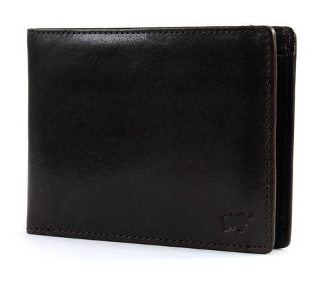 Braun Büffel Arezzo Flap Wallet Q Brown Braun
