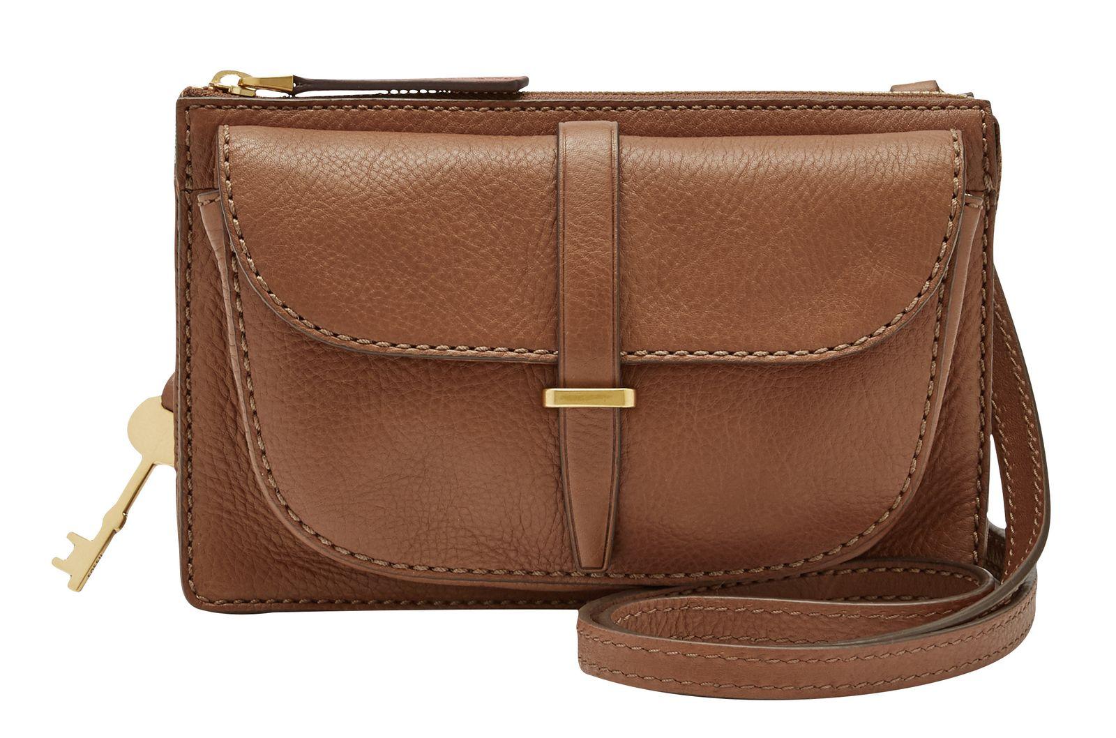 896eb56236 FOSSIL Cross Body Bag Ryder Small Crossbody Brown
