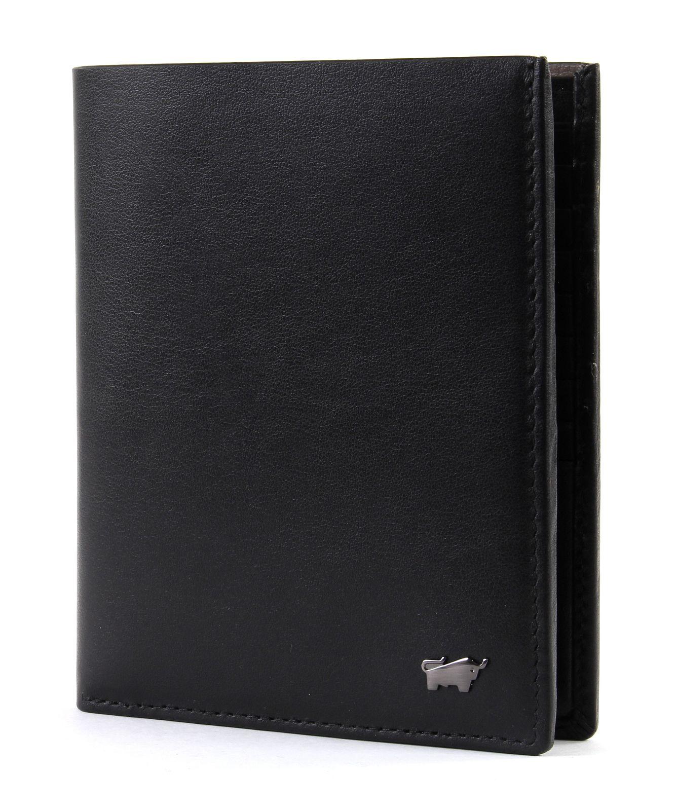 Braun b ffel livorno card case black for Case livorno