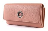 MANDARINA DUCK Mellow Leather Wallet with Flap L Dusty Rose online kaufen bei modeherz