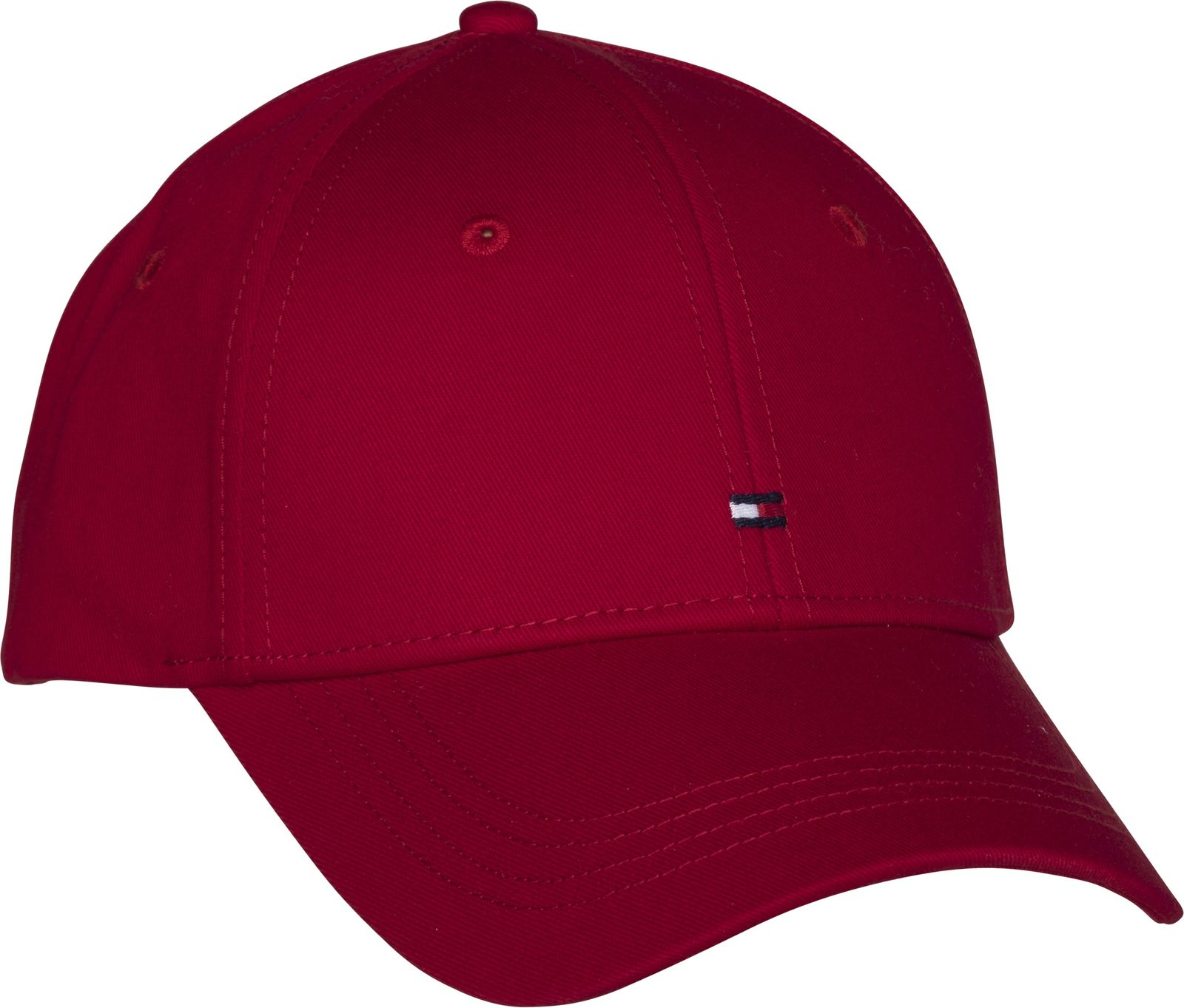 e47126640c1 TOMMY HILFIGER Cap Classic BB Apple Red