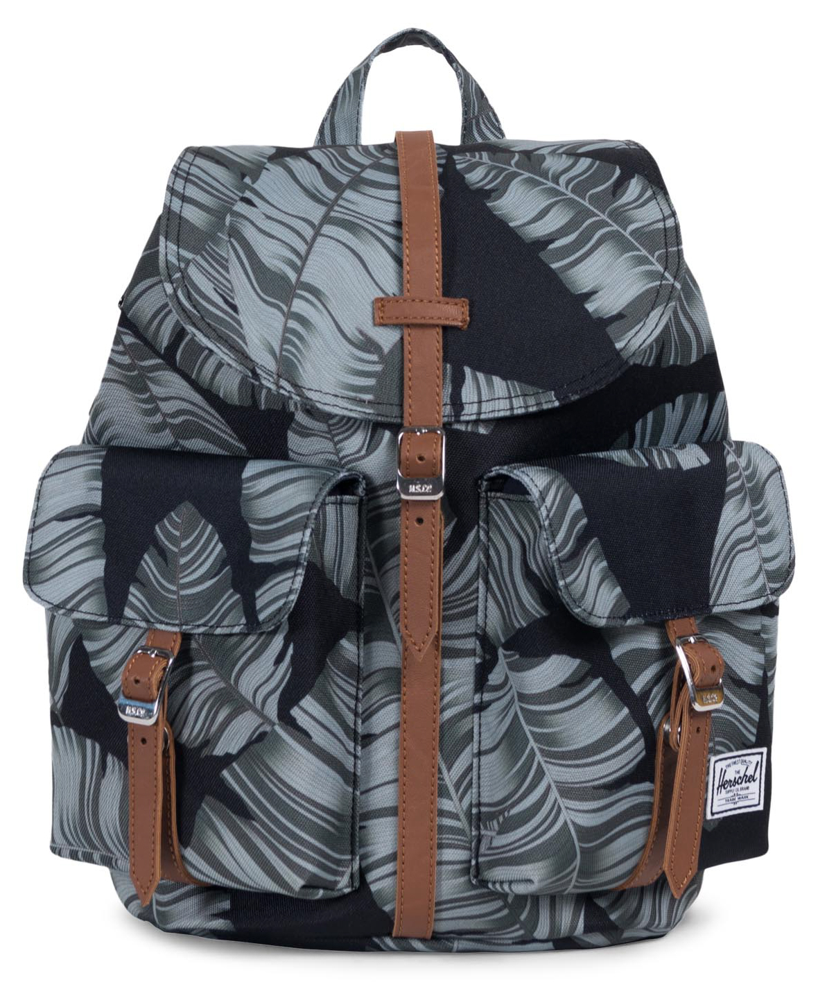 d122131457c ... Invoice and sofortüberweisung.deHerschel Dawson Backpack XS Black Palm    Tan   64