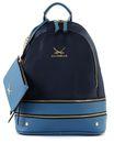 Sansibar Backpack Navy buy online at modeherz