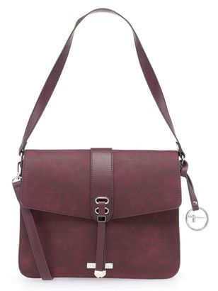 Tamaris Vina Crossbody Bag M Bordeaux Comb.