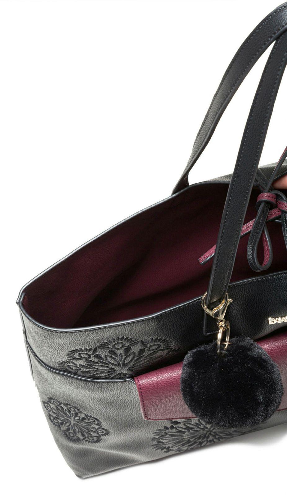 c00d8862a8 Desigual Aleida Seattle Wallet Shoulder Bag Schultertasche Clutch ...