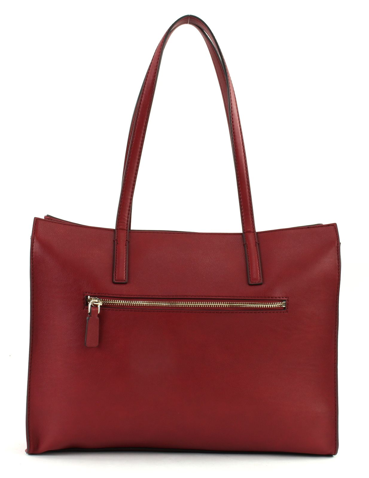 77f7846d15 GUESS Shoulder Bag Sienna 2 in 1 Tote Red 190231173670