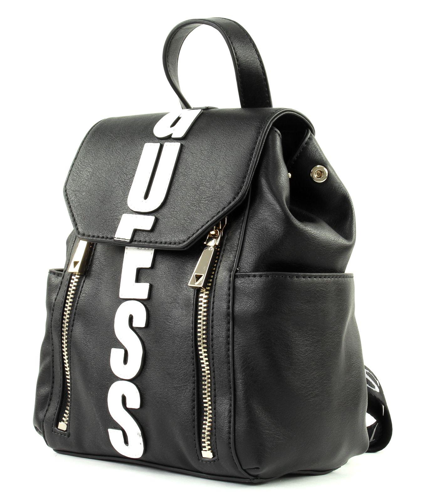 ca5f823e4a ... CloseGUESS Urban Sport Small Backpack Black   105