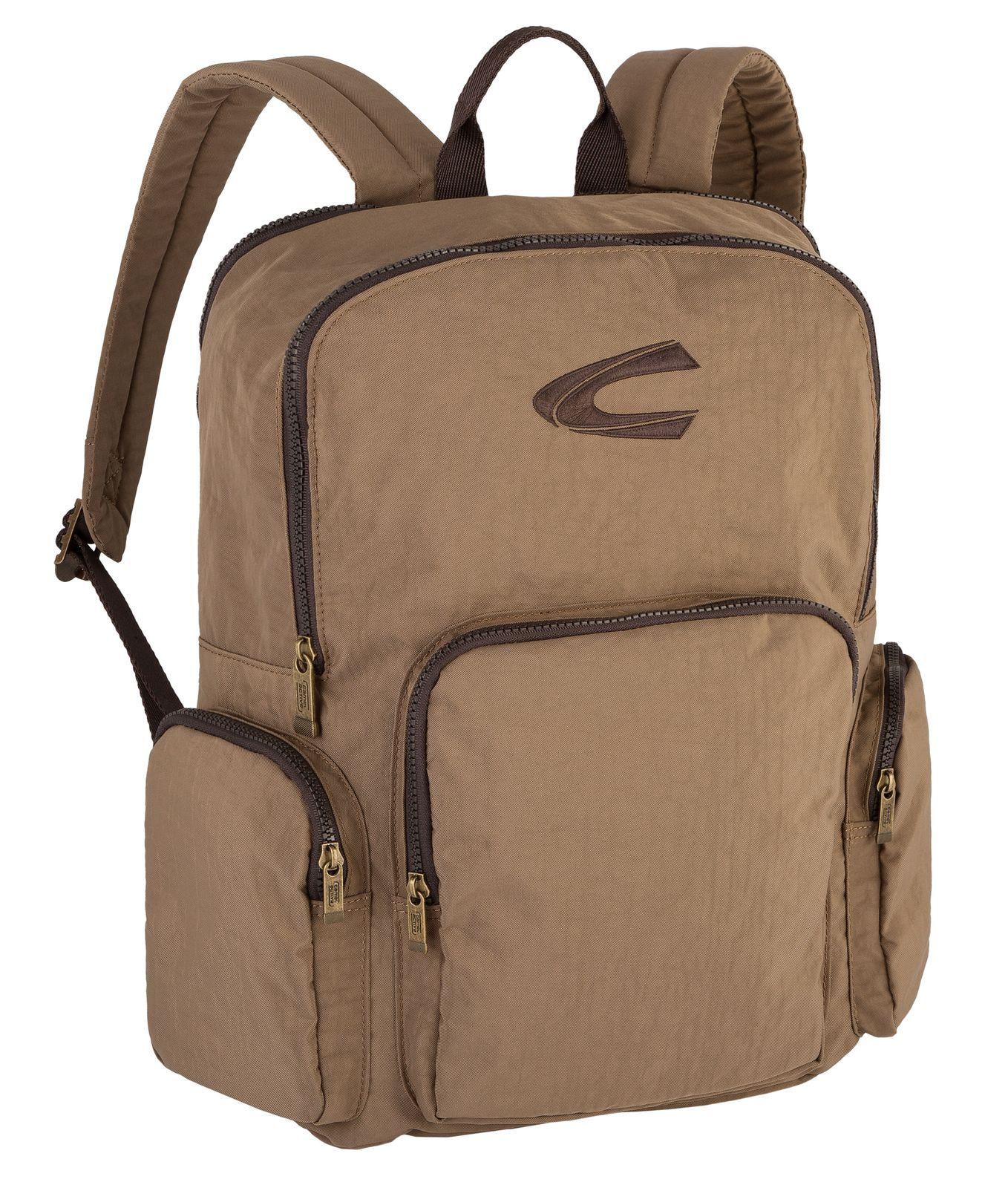 Camel Active Backpack Tasche Rucksack Journey Braun Sand