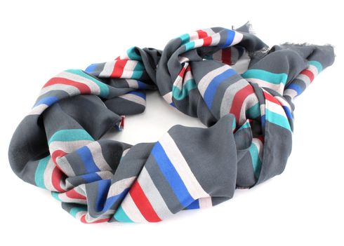 ESPRIT Multi Stripes Scarf Anthracite