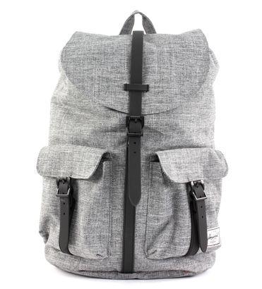 Herschel Dawson Backpack Raven Crosshatch / Black