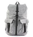 Herschel Dawson Backpack Raven Crosshatch / Black online kaufen bei modeherz