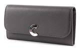 COCCINELLE Craquante Flap Wallet Fume online kaufen bei modeherz