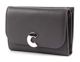 COCCINELLE Craquante Small Flap Wallet Fume online kaufen bei modeherz