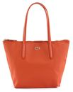 LACOSTE L.12.12 Concept S Shopping Bag Potter's Clay buy online at modeherz
