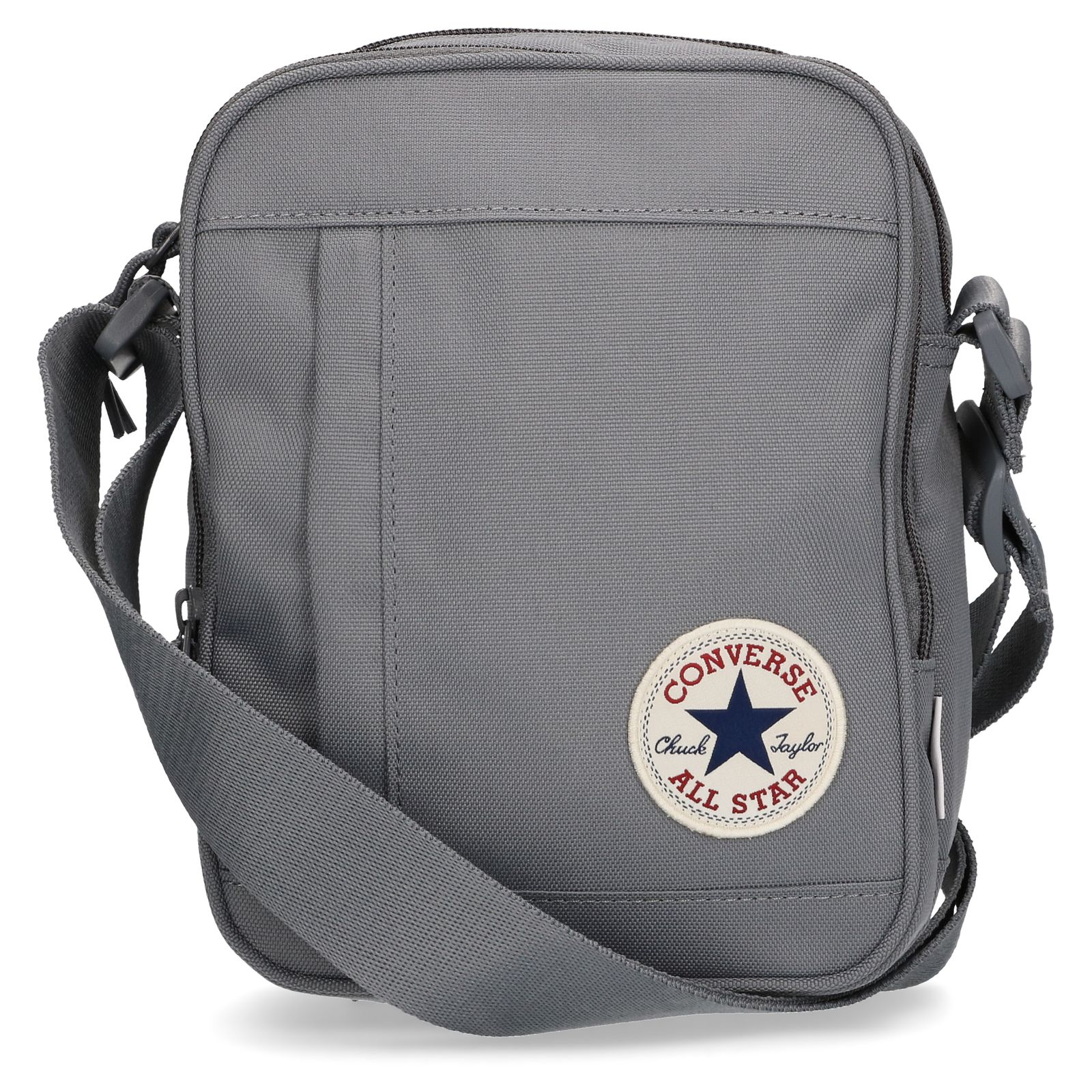 a73ebeabcbffe CONVERSE Bag Poly Cross Body Cool Grey