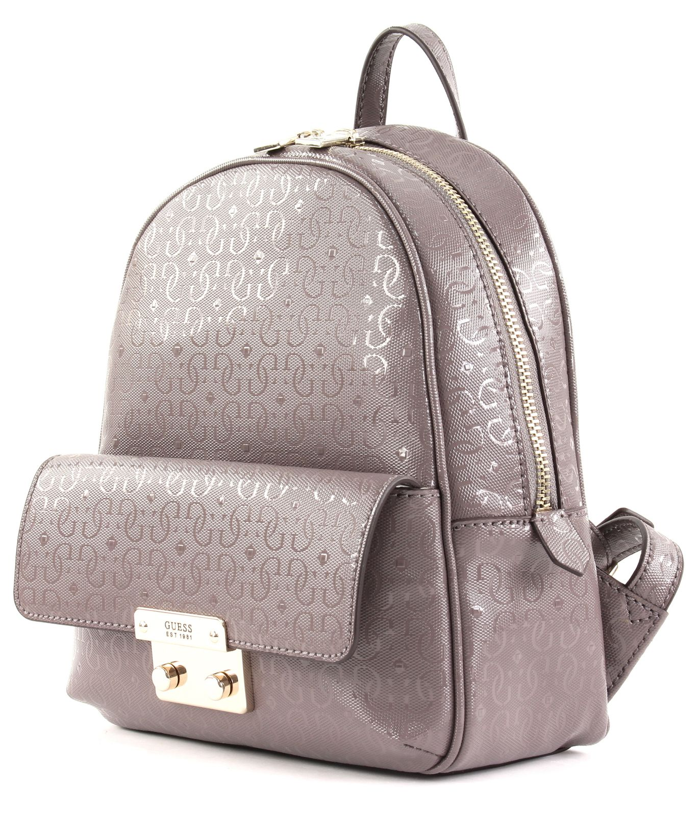 GUESS Tamra Small Backpack Taupe d3d6665dea