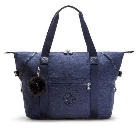 kipling Basic Plus Art M Travel Tote Spark Night