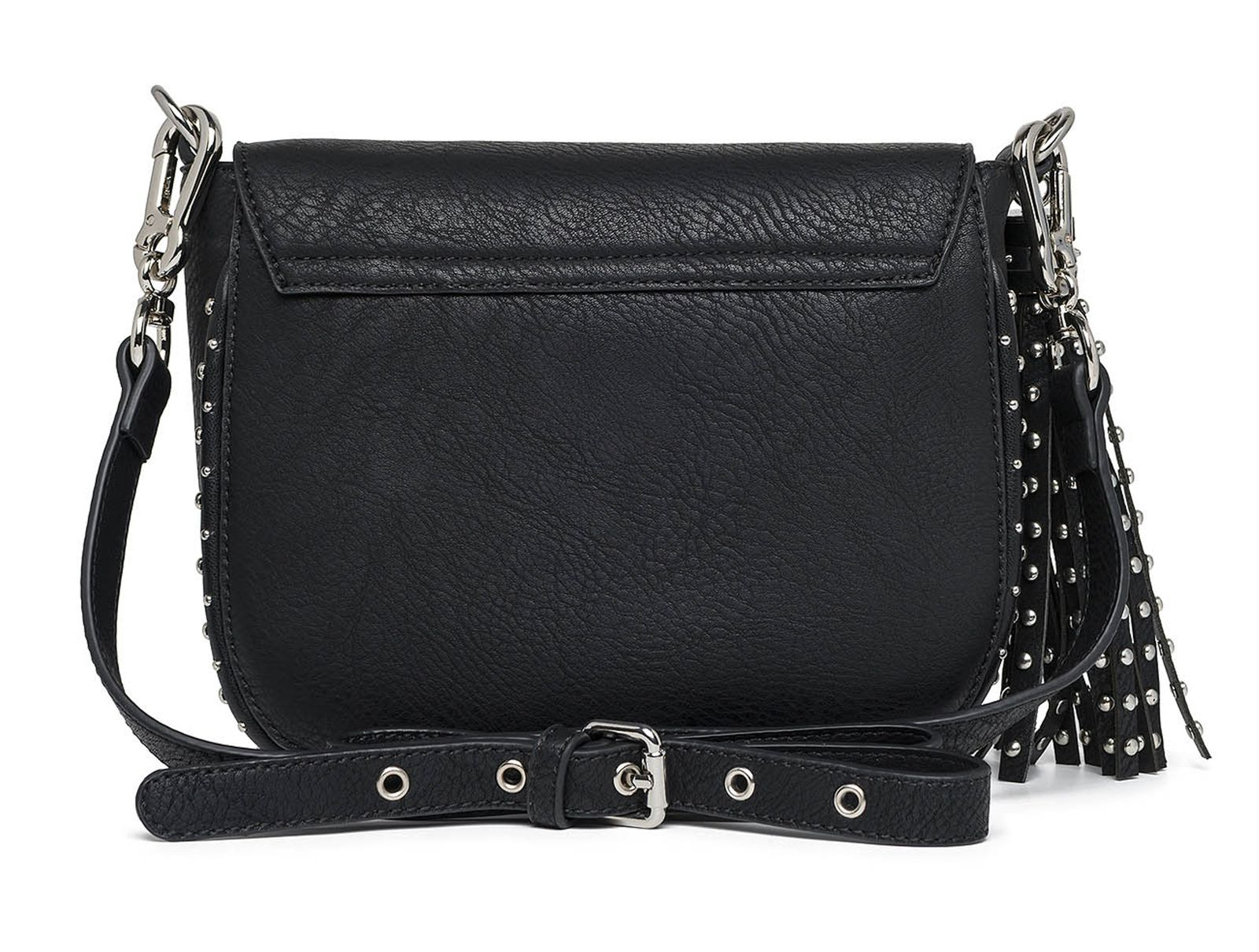 ff12f954acb4 ... To CloseREPLAY Eco-Leather Crossbody Bag Black   99