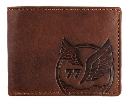 camel active Nepal Jeans Wallet Brown