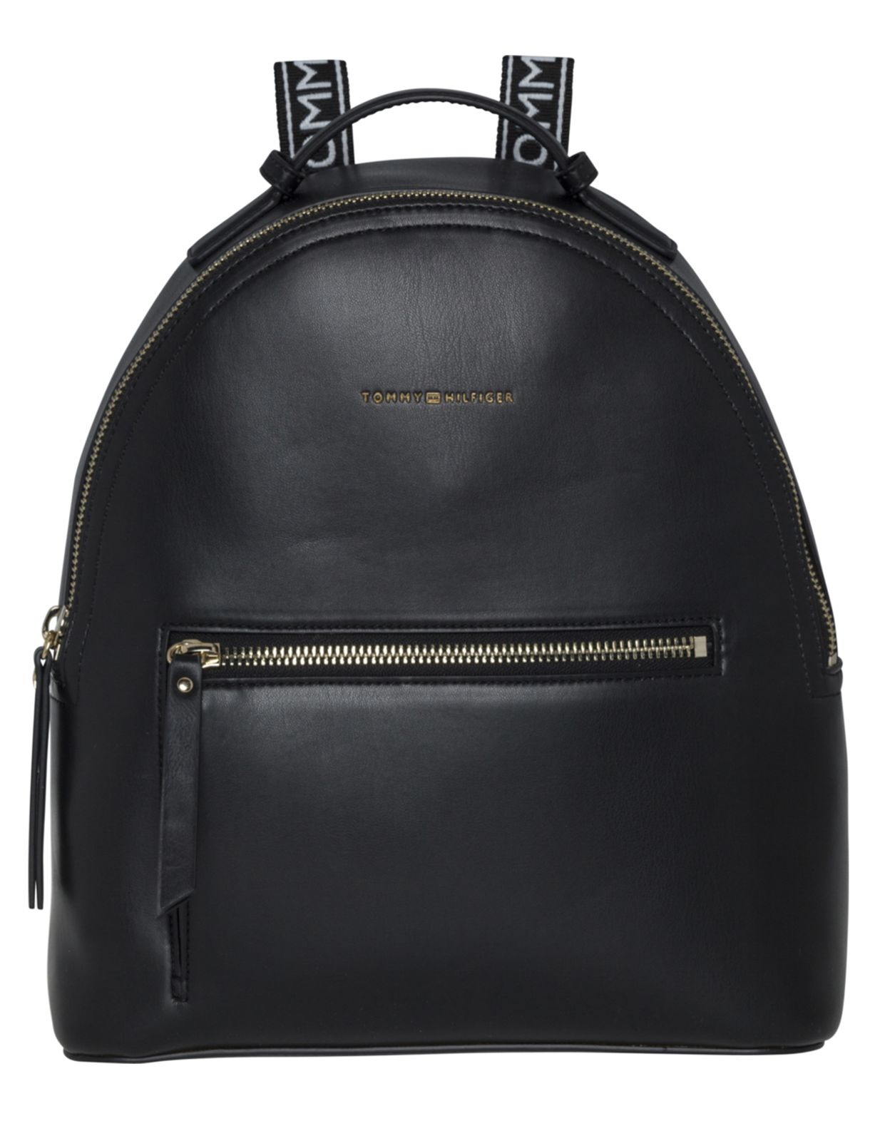 Black Hilfiger Tommy Iconic Tommy Iconic Hilfiger Black Backpack Backpack OEnq4SWd4