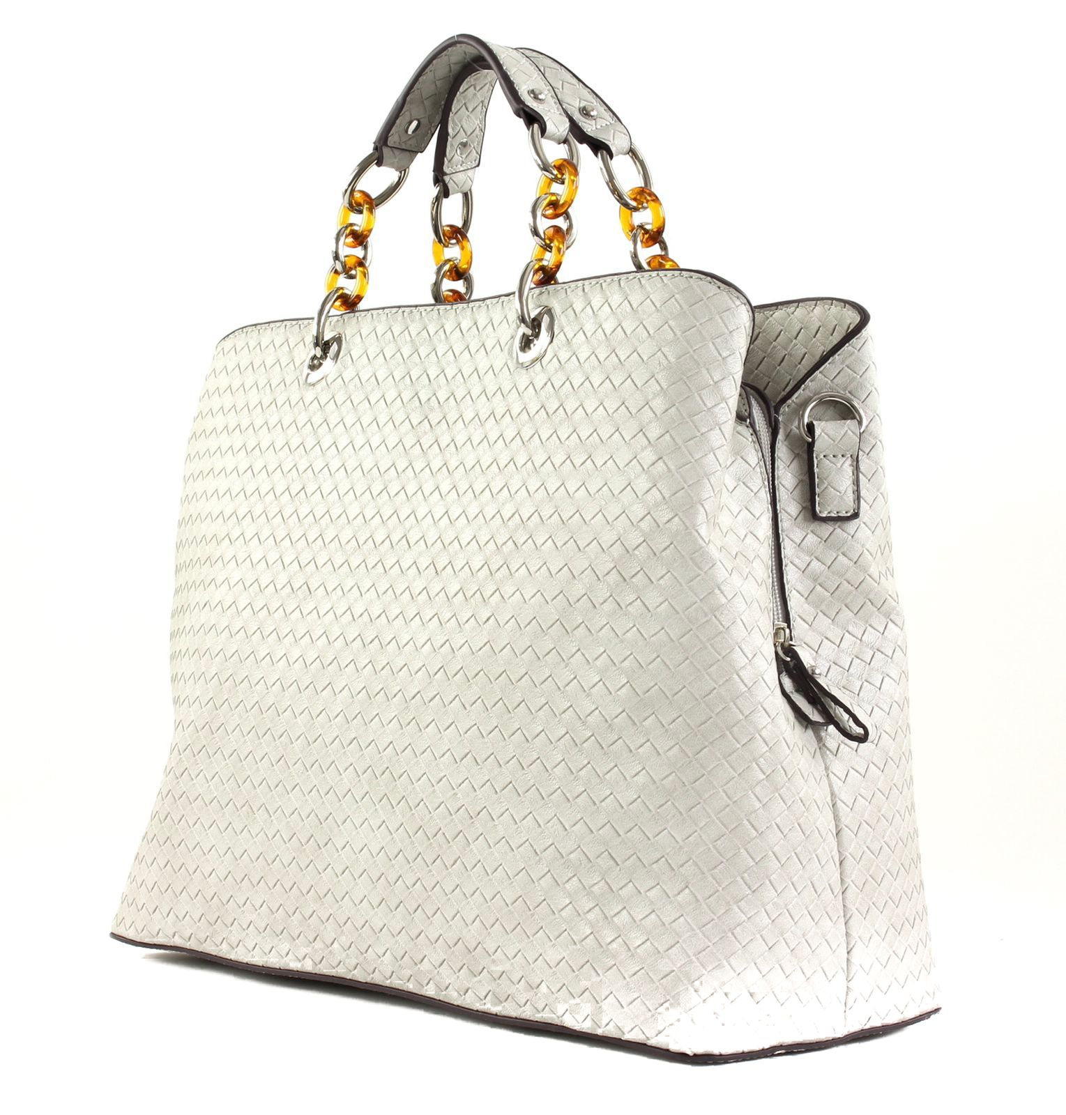 Details about Tamaris Handbag RANIA Business Bag Grey