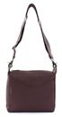 MANDARINA DUCK Mellow Leather Crossover Bag M Vineyard Wine online kaufen bei modeherz