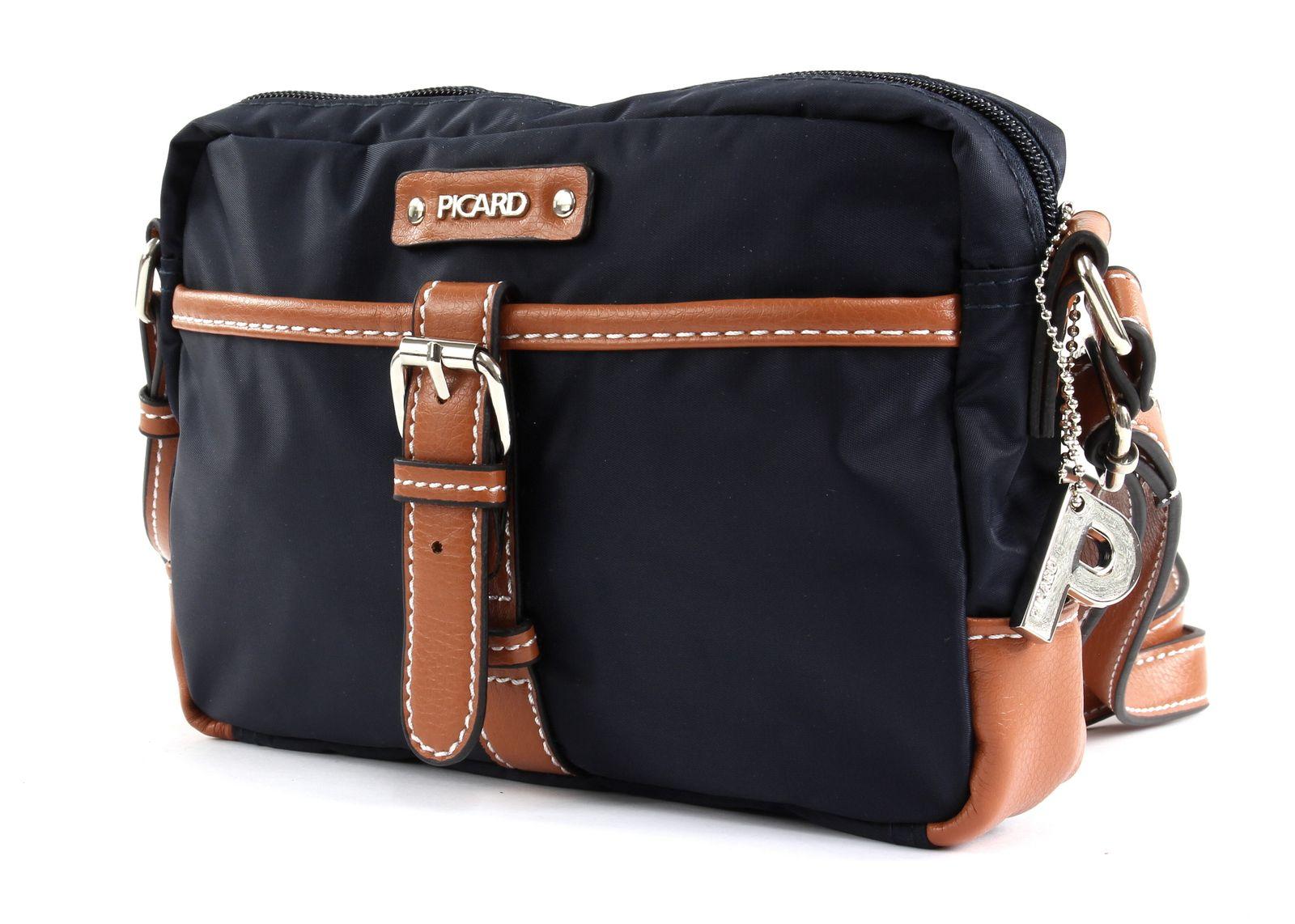 599289d5f09b2 ... und Sofort ÜberweisungTap To ClosePICARD Sonja Crossover Bag  MidnightTap To CloseNur möglich bei sofortigem Zahlungseingang mit Paypal