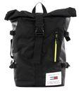 TOMMY HILFIGER TJM Cool Tech Roll Backpack Black online kaufen bei modeherz