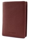 Marc O'Polo Corbin Combi Wallet M Dark Cognac buy online at modeherz