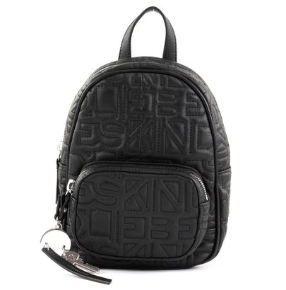 LIEBESKIND BERLIN Quilted Harris / Embossed Harris BackS Black