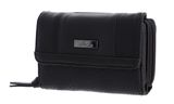 TOM TAILOR Juna Wallet With Flap Black online kaufen bei modeherz