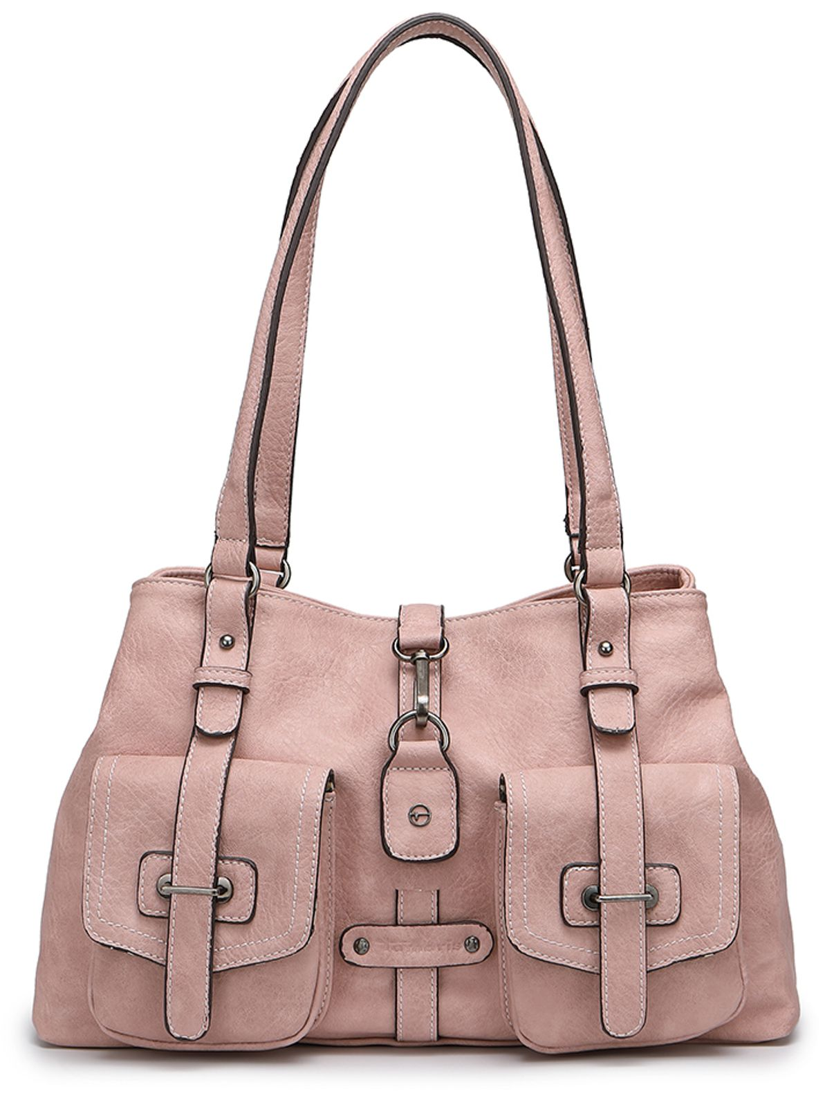 Détails sur Tamaris Bernadette Shoulder Bag Rose
