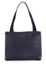 MANDARINA DUCK Mellow Leather Crossover Bag L Dress Blue online kaufen bei modeherz
