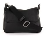 MANDARINA DUCK Mellow Leather Crossover Bag S Nero online kaufen bei modeherz