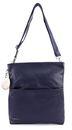 MANDARINA DUCK Mellow Leather Crossover Bag M Dress Blue online kaufen bei modeherz