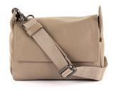 MANDARINA DUCK Mellow Leather Crossover Bag S Simply Taupe online kaufen bei modeherz