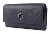 MANDARINA DUCK Mellow Leather Wallet with Flap L Dress Blue online kaufen bei modeherz