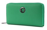MANDARINA DUCK Mellow Leather Zip Around Wallet L Jelly Bean buy online at modeherz