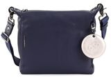 MANDARINA DUCK Mellow Leather Crossover Bag M Dress Blue online kaufen bei modeherz